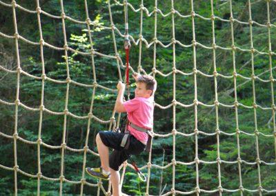 Activités sportives Haute Savoie Accrobranche Dodes